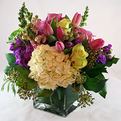 Easter flowers bring joy - contact Floral Designs by Lee for all your Kelowna flower needs