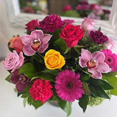 Flowers for Mom are a great way to say thank you for everything! View our wonderful selection of floral arrangements from Floral Designs by Lee.