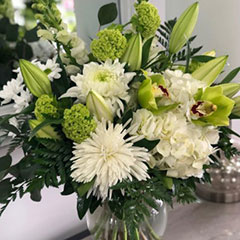 Share you thoughts through a gift of beautiful flowers from Kelowna florist Floral Designs by Lee