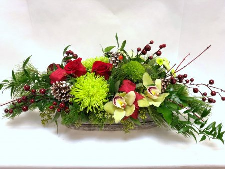 Simply Stunning Centerpiece